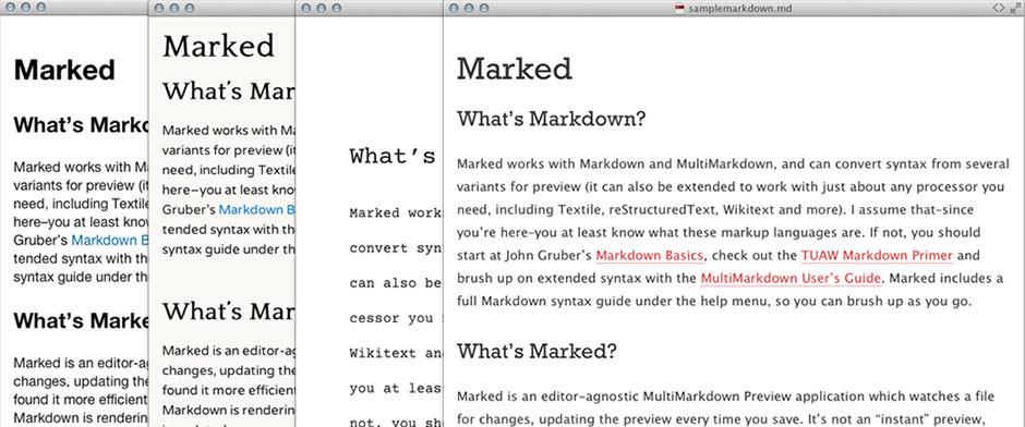 Marked 2 para Mac